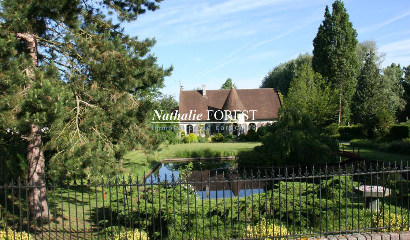 Maison avec piscine et terrasse Aubers