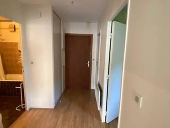Appartement 2 pièces 52,42 m2