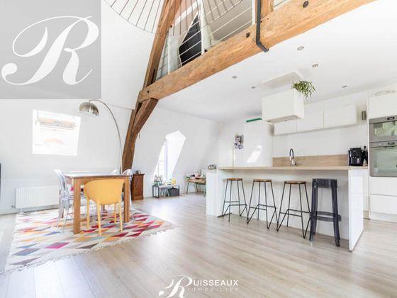 Vente appartement 5 pièces 122,21 m2