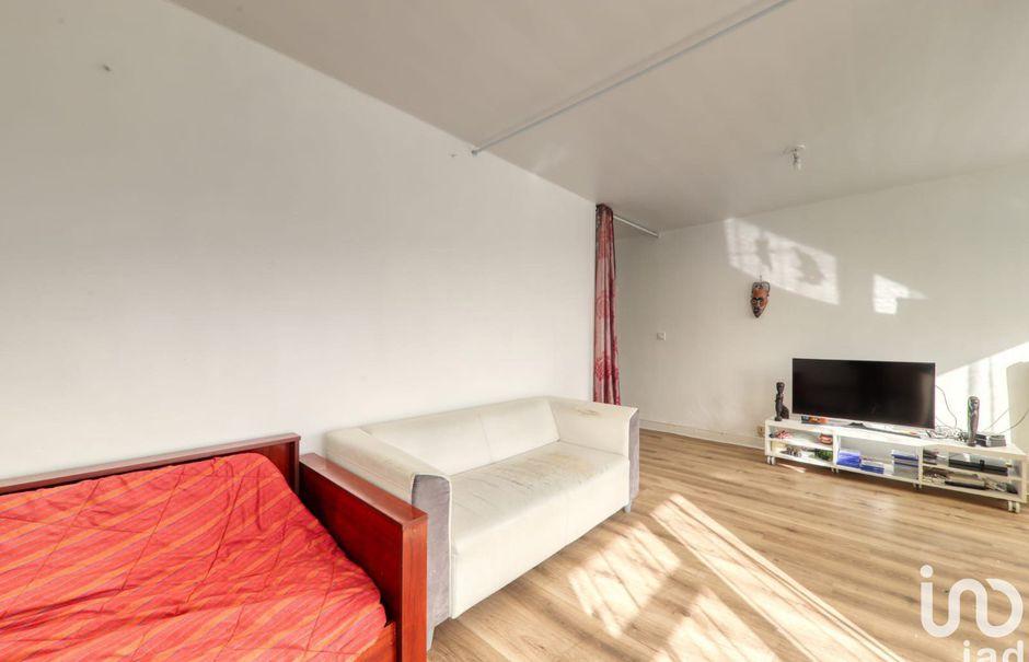Vente appartement 4 pièces 90 m² à Pontoise (95300), 187 500 €