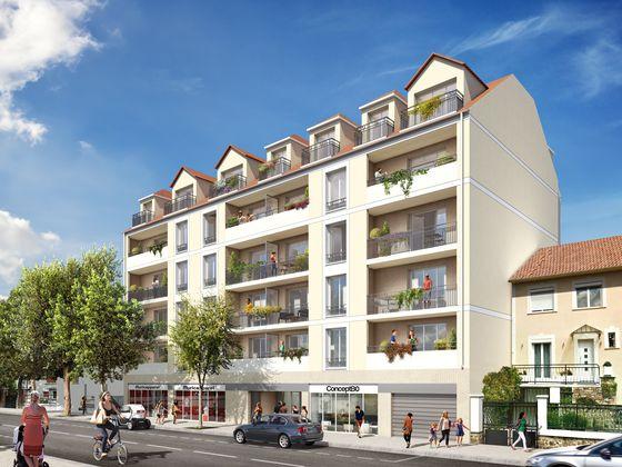 Villa rivea programme immobilier neuf le perreux sur marne credit