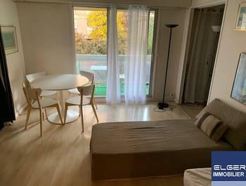 Appartement meublé 2 pièces 48,84 m2