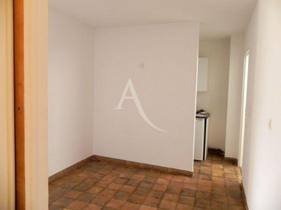 Location studio 30,84 m2