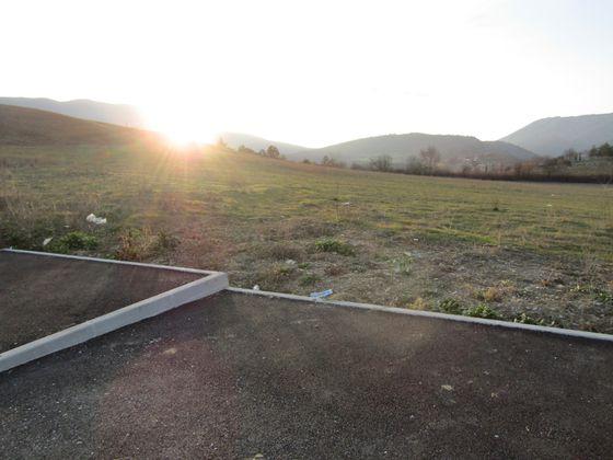 Vente terrain 746 m2