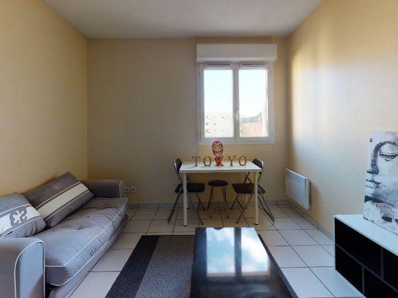 Vente studio 19,05 m2