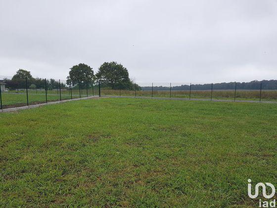 Vente terrain 653 m2