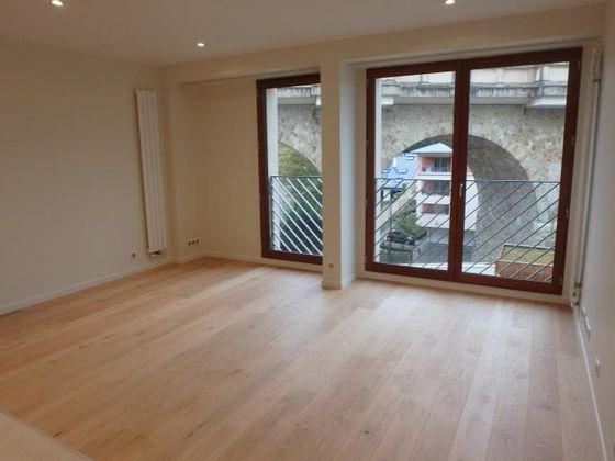 Location appartement 2 pièces 63,53 m2