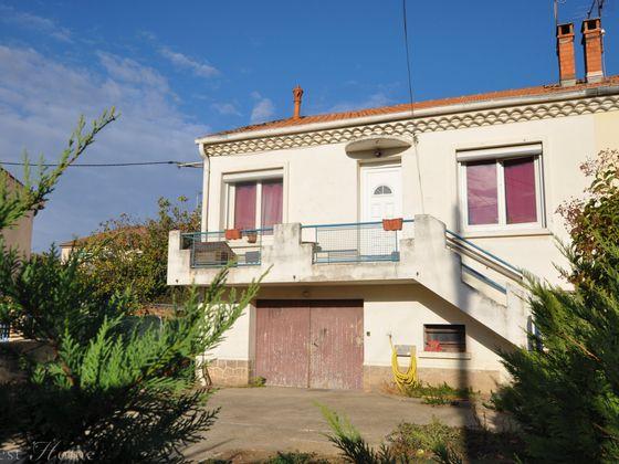 vente Maison 4 pièces 71 m2 Nimes