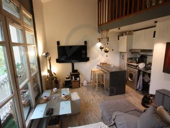 Appartement 2 pièces 40,13 m2