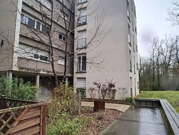 Appartement 2 pièces 45,43 m2