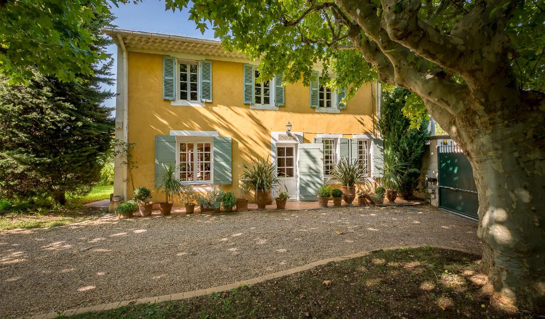Maison Le Tholonet