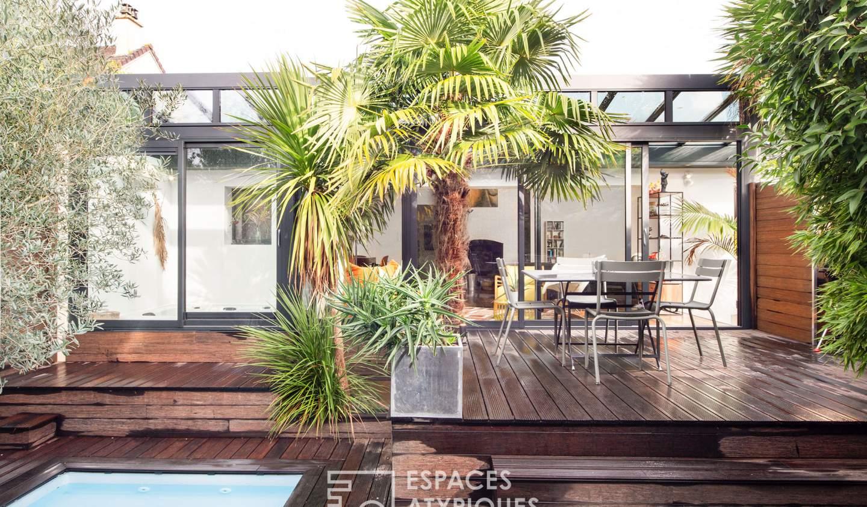 Maison avec piscine et terrasse Reze