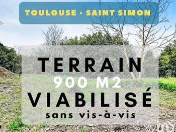 terrain à Toulouse (31)