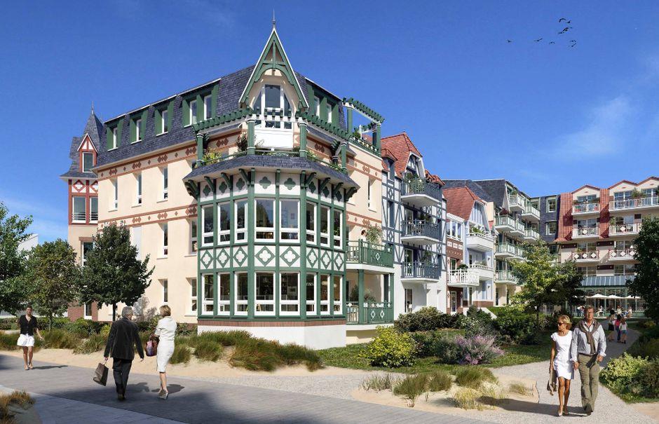Vente appartement 3 pièces 66.78 m² à Le Touquet-Paris-Plage (62520), 848 000 €