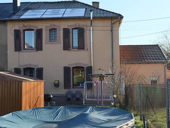 Maison 4 pièces 72,23 m2