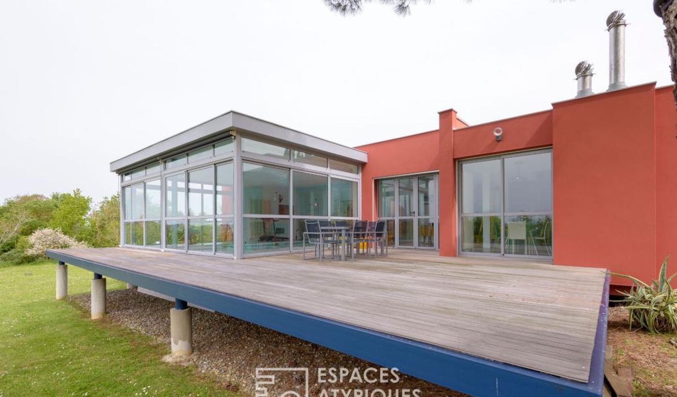 Maison avec terrasse Drémil-Lafage
