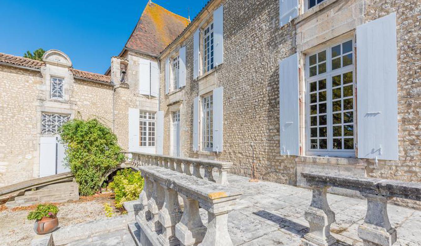 Château Meschers-sur-Gironde