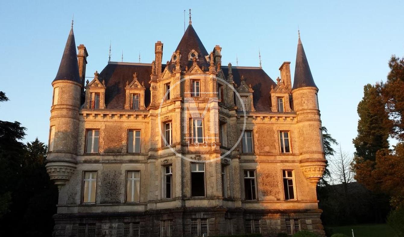 Château Sainte-Hermine