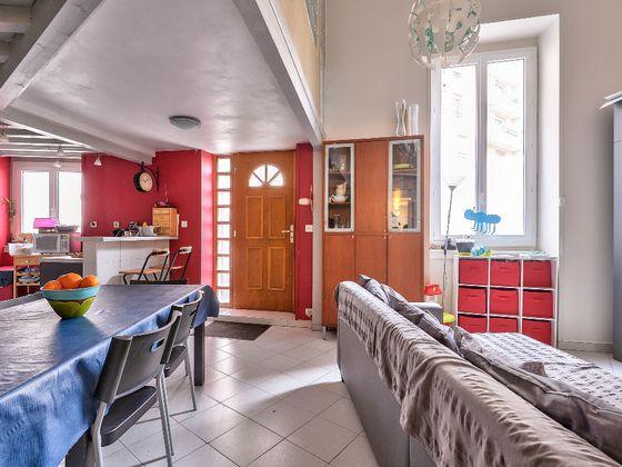 vente Appartement 4 pièces 82,9 m2 Lyon 3ème
