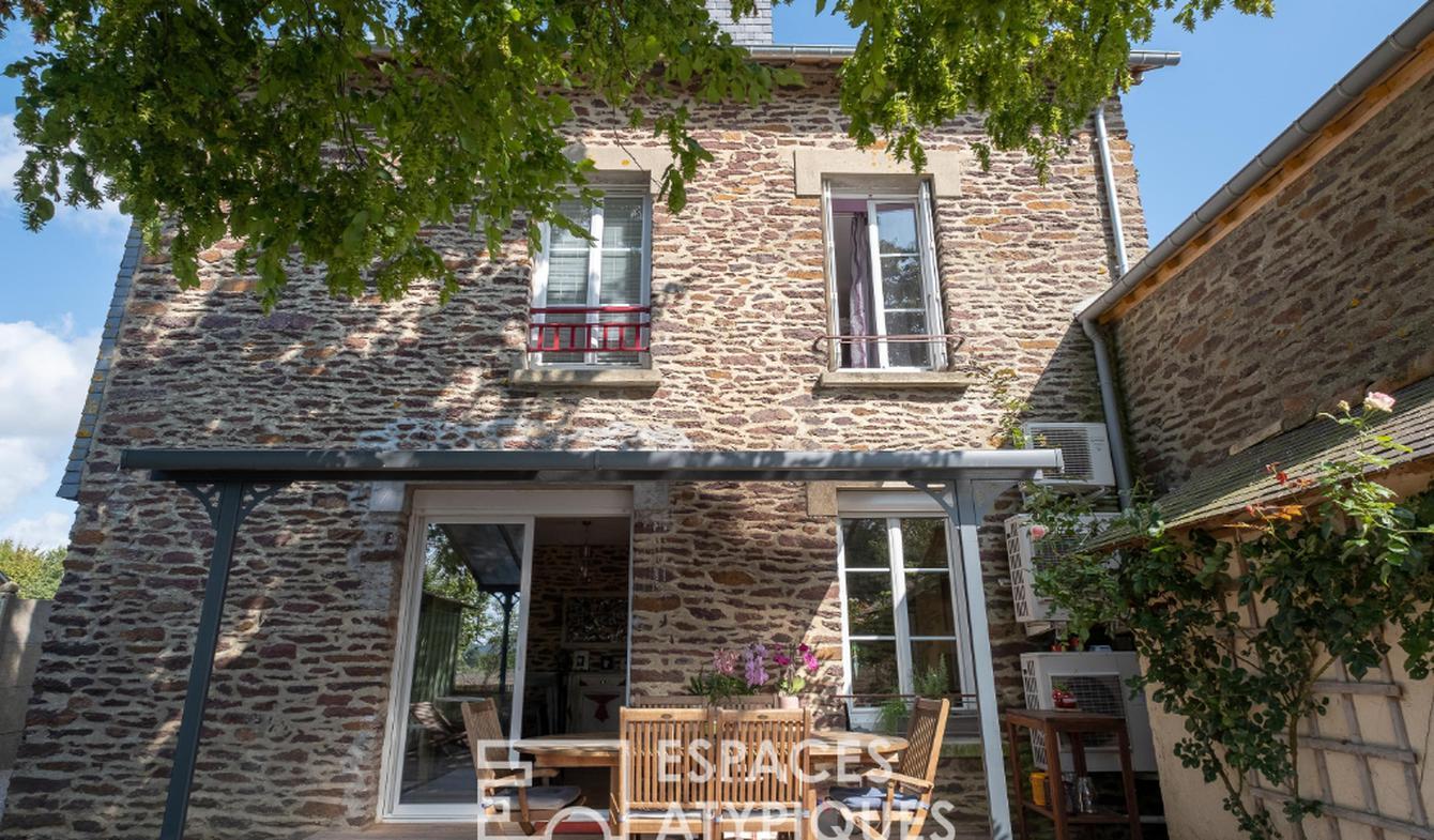 Maison Saint-Malon-sur-Mel