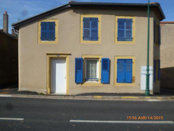 Location appartement 3 pièces 55 m2