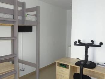 Studio meublé 11,28 m2