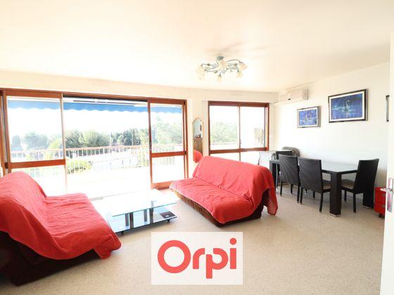 Vente appartement 2 pièces 55,27 m2