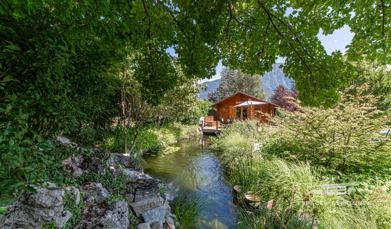 Maison avec terrasse Faverges