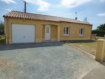 Maison 5 pièces 89,52 m2