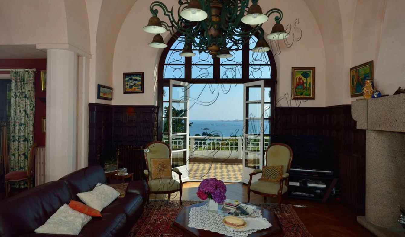 Villa avec terrasse Lannion