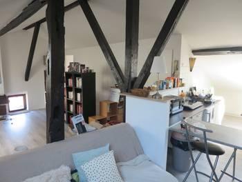 Appartement 2 pièces 40,6 m2