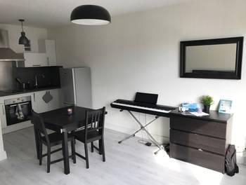 Studio meublé 26,4 m2
