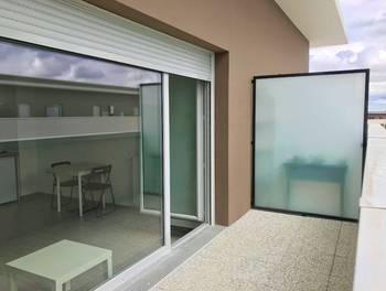 Studio meublé 23,85 m2