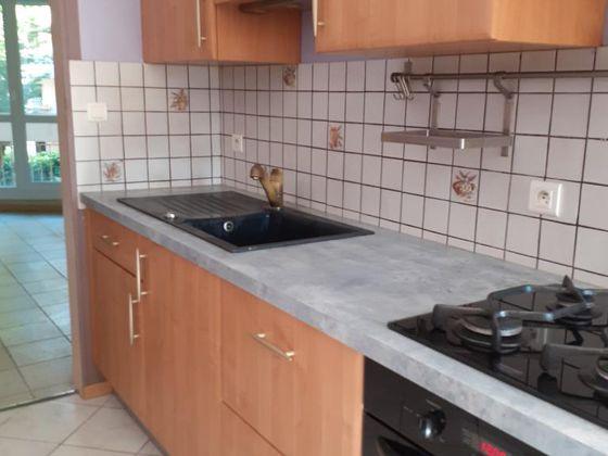 Location appartement 4 pièces 78 m2