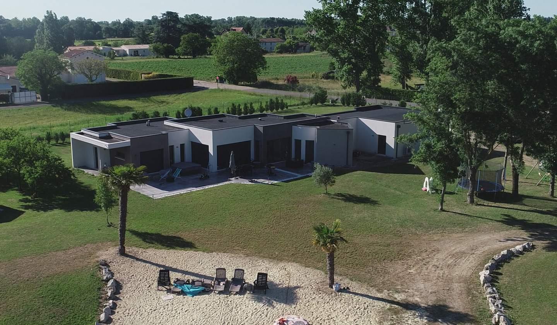 Villa avec terrasse Jarnac