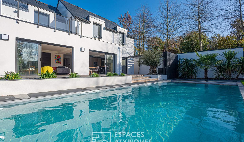 Maison avec piscine Auray
