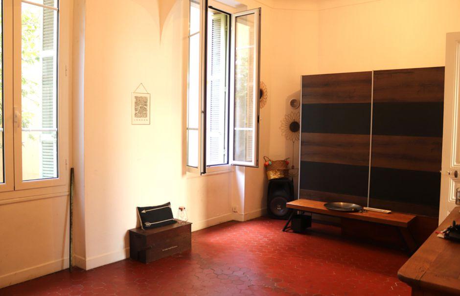 Vente appartement 2 pièces 48 m² à Nice (06000), 145 000 €