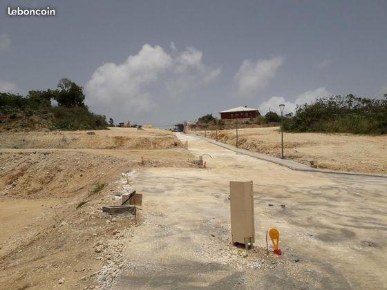 Vente terrain 550 m2