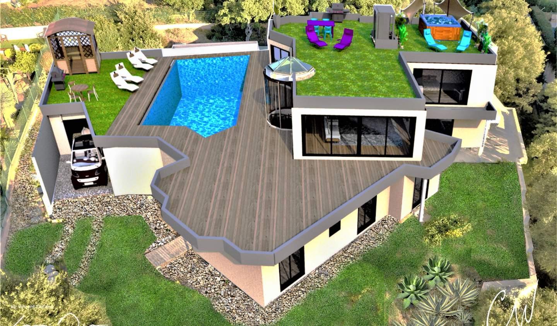 Villa avec piscine et terrasse Agay