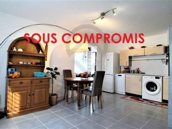 Maison 3 pièces 53,81 m2