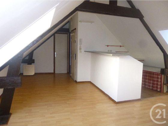 Location appartement 2 pièces 20,68 m2