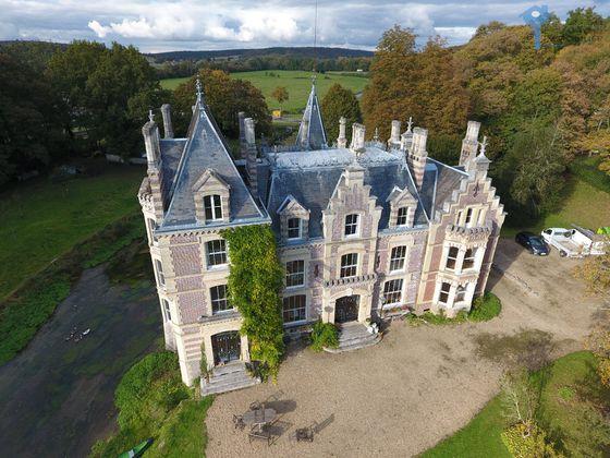 Vente château 29 pièces 1000 m2