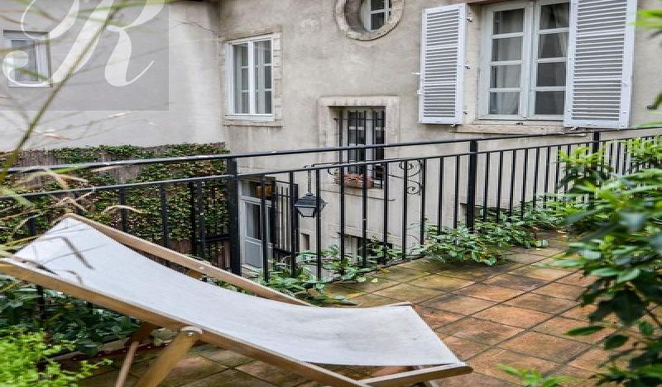 Maison avec terrasse Dijon
