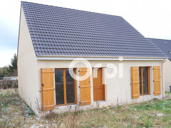 Vente maison 3 pièces 61,8 m2