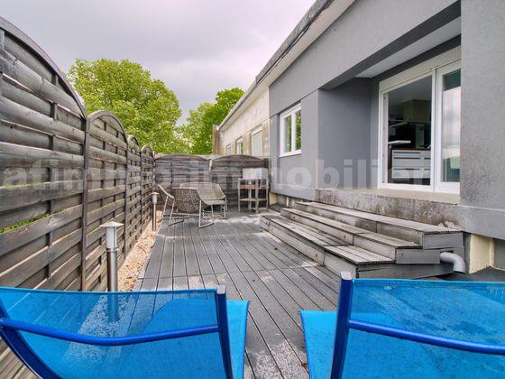 vente Appartement 4 pièces 120 m2 Hombourg-Haut