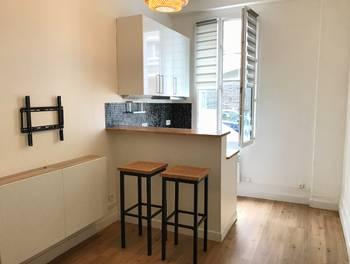 Appartement 2 pièces 27,37 m2