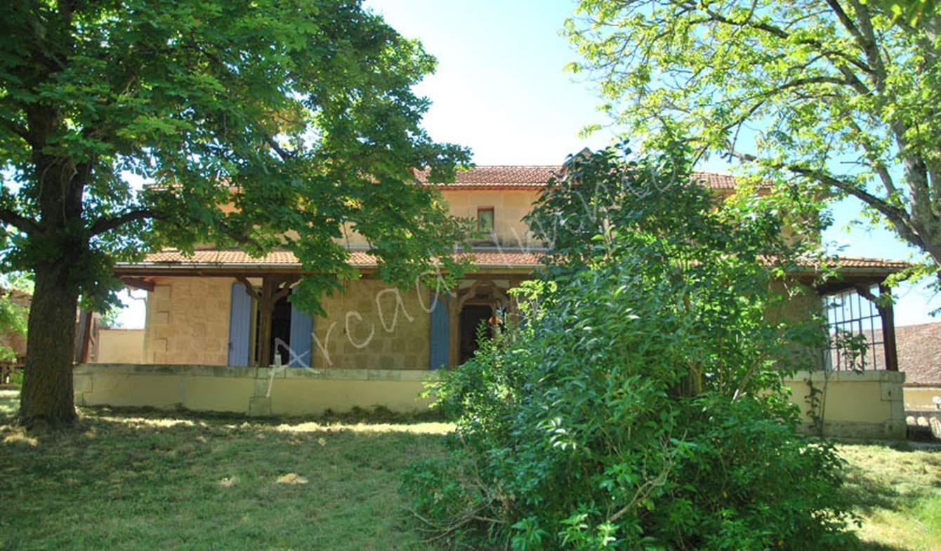 Maison avec jardin et terrasse Allemans-du-Dropt