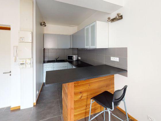 Location appartement 2 pièces 21,2 m2