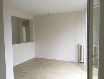 Appartement 4 pièces 63,02 m2