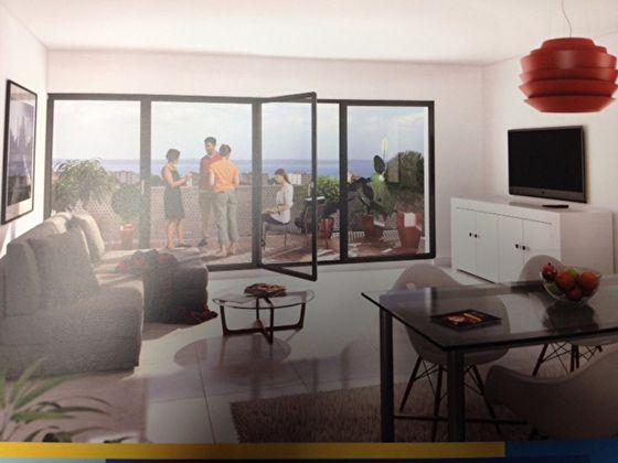 Vente appartement 2 pièces 42,47 m2